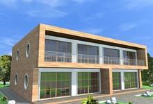 деревянные гостиницы проекты